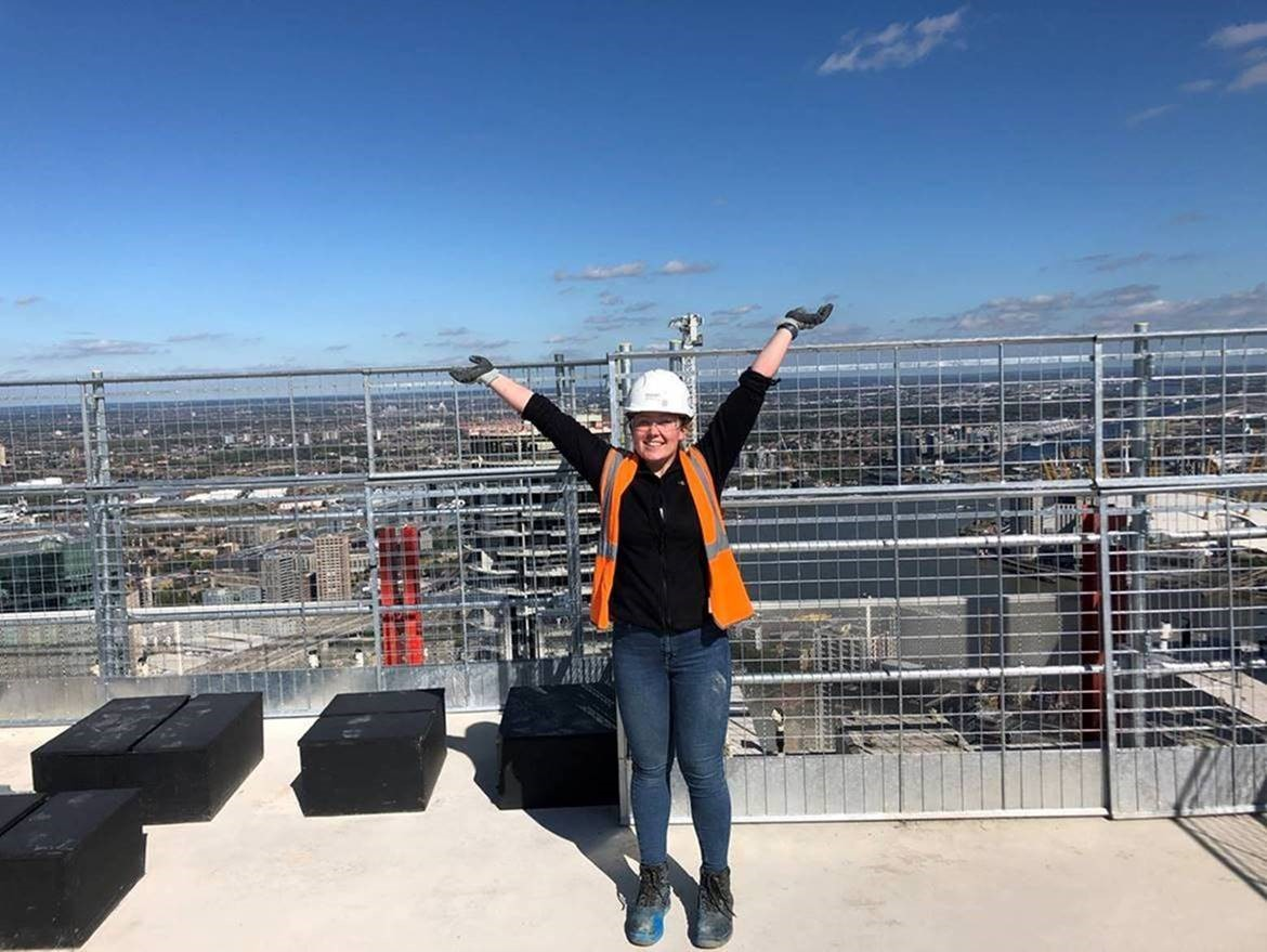 Day in the life of a Surveyor: Laura Millard